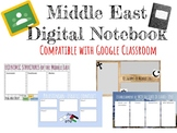 Digital Notebook- Middle East Unit