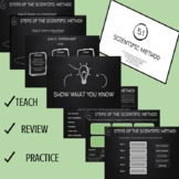 Digital Notebook - Scientific Method