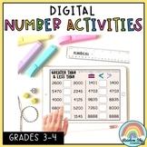 Digital Number Sense Activities   Digital Place Value   Di