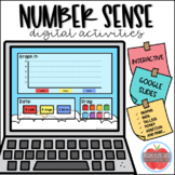 Digital Number Sense Activity Mats for Distance Learning
