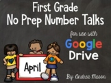 Digital Number Talks -- Google Drive