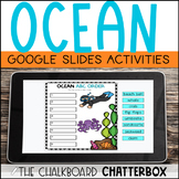 Digital Ocean Activities for Distance Learning   Literacy and Math