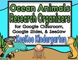 Digital Ocean Research Organizers