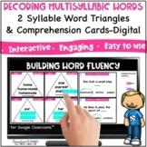 Digital Open Syllable Closed & More Decoding Multisyllabic