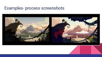 Digital Painting Project: Illustrated Classics