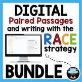 Paired Passages & RACE Strategy Writing Activity Bundle