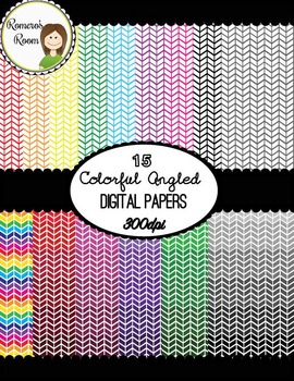 Digital Paper - Angles