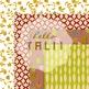 Digital Paper: Autumn Patterns