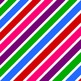 Digital Paper Color Exlplosion