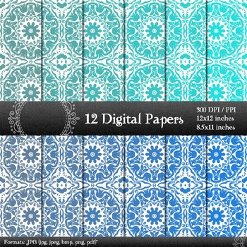 Digital Paper Background Jpeg Style Jpg Art Clipart Template Collag Pack Layout