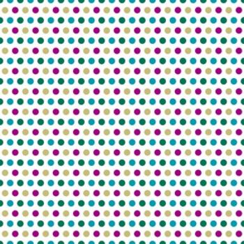 Digital Paper Polka Dotty