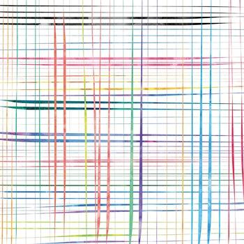 Digital Paper/Background Paper - Hen Scratch Watercolor