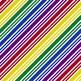 Digital Paper Rainbow Bright