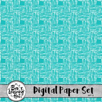 Digital Paper Background Set 2
