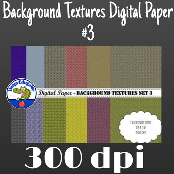 Digital Paper - Background Textures 3