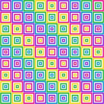 Digital Paper Unicorn Rainbow 2