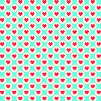 Digital Paper Background: Valentine Theme- Freebie