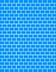Digital Paper Backgrounds - 35 Colors Back to School-House Bricks (Commercial)