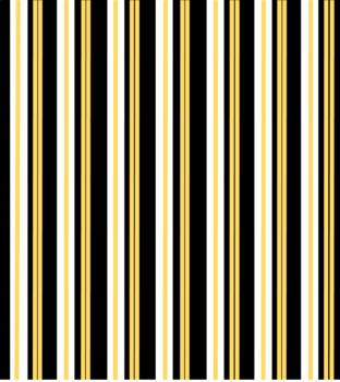 Digital Paper Black and Gold Stripes