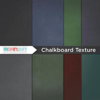 Digital Paper Texture - Blackboard / Chalkboard (school)