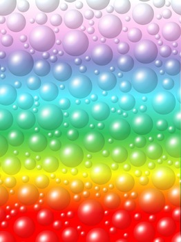 Digital Paper - Bubbles FREEBIE
