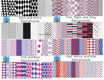 Digital Paper Bundle-Commercial and Personal Use