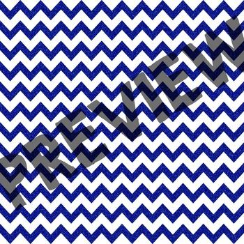 Digital Paper - Chevron Glitter Paper