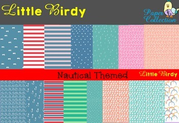 Digital Paper Collection