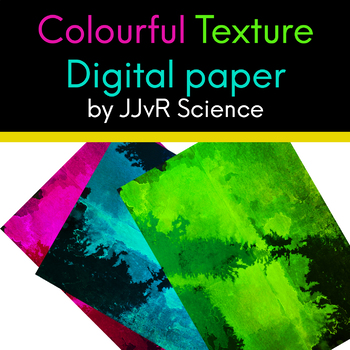 Digital Paper - Coloured Textures FREE!