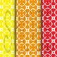 Digital Paper: Crayon Box Designs Set 1