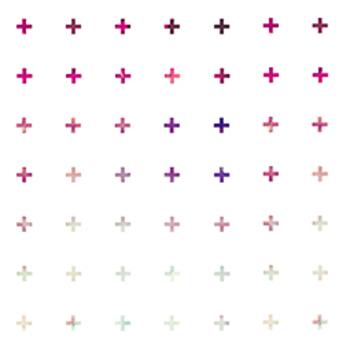 Digital Paper - Crosses