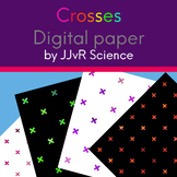 Digital Paper - Crosses