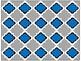 FREE Digital Paper - Dark Blue & Gray Moroccan