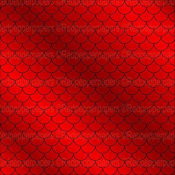 Digital Paper / Patterns - Dazzling Dragon Skin