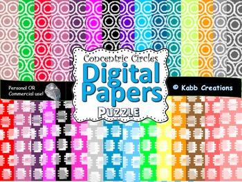 Digital Paper Designs!