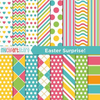 Digital Paper - Easter Surprise!