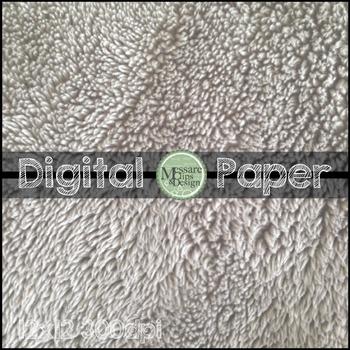 Digital Paper Fleece Texture Pattern Backgrounds {Messare Clips and Design}