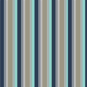 Digital Paper & Frames - Bold Stripes