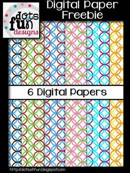 Digital Paper Freebie