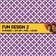 Digital Paper - Fun Design Backgrounds 2