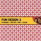 Digital Paper - Fun Design Backgrounds 3