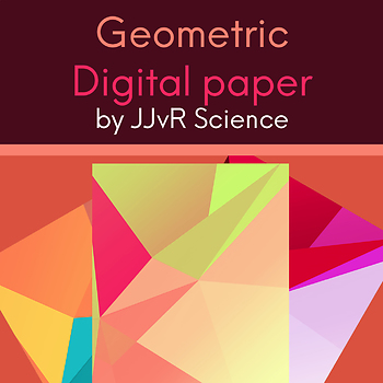Digital Paper - Geometric Shapes