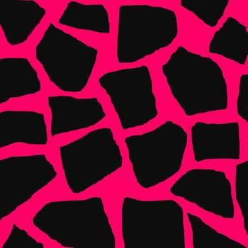 Digital Paper-Giraffe Print