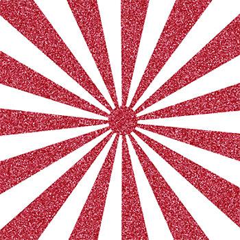 Digital Paper Glitter Burst