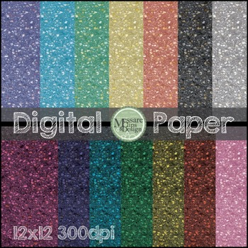 Digital Paper Gravel-Road Background Texture {Messare Clip