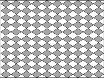 Digital Paper - Gray Diamonds
