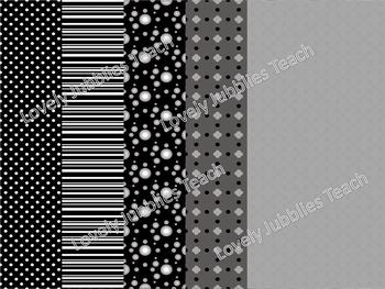 Digital Paper: Grey Scale Packet