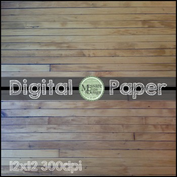 Digital Paper Hardwood Background Texture {Messare Clips and Design}