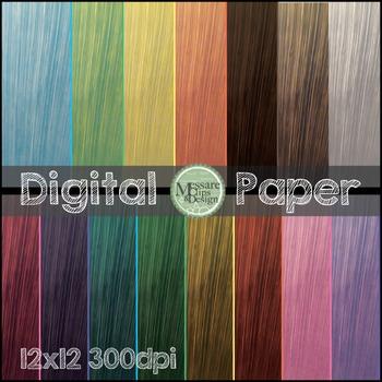 Digital Paper Woodgrain Background Texture {Messare Clips and Design}