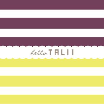 Digital Paper: Huge Stripes Pattern + Gold and Silver Stripes